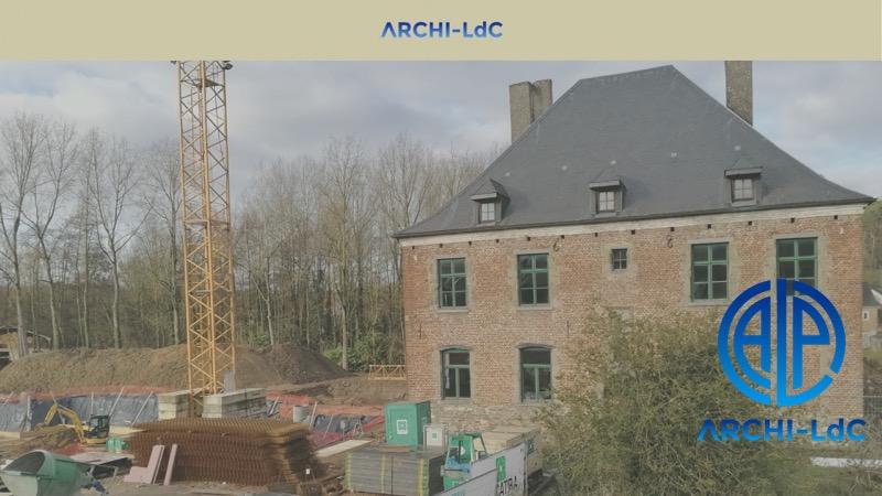L'ambitieux projet du domaine de Franquenies